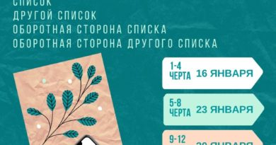 Семинар по 4 спискам характерных особенностей ВДА. 23.01.21 в 11-00 по Москве.